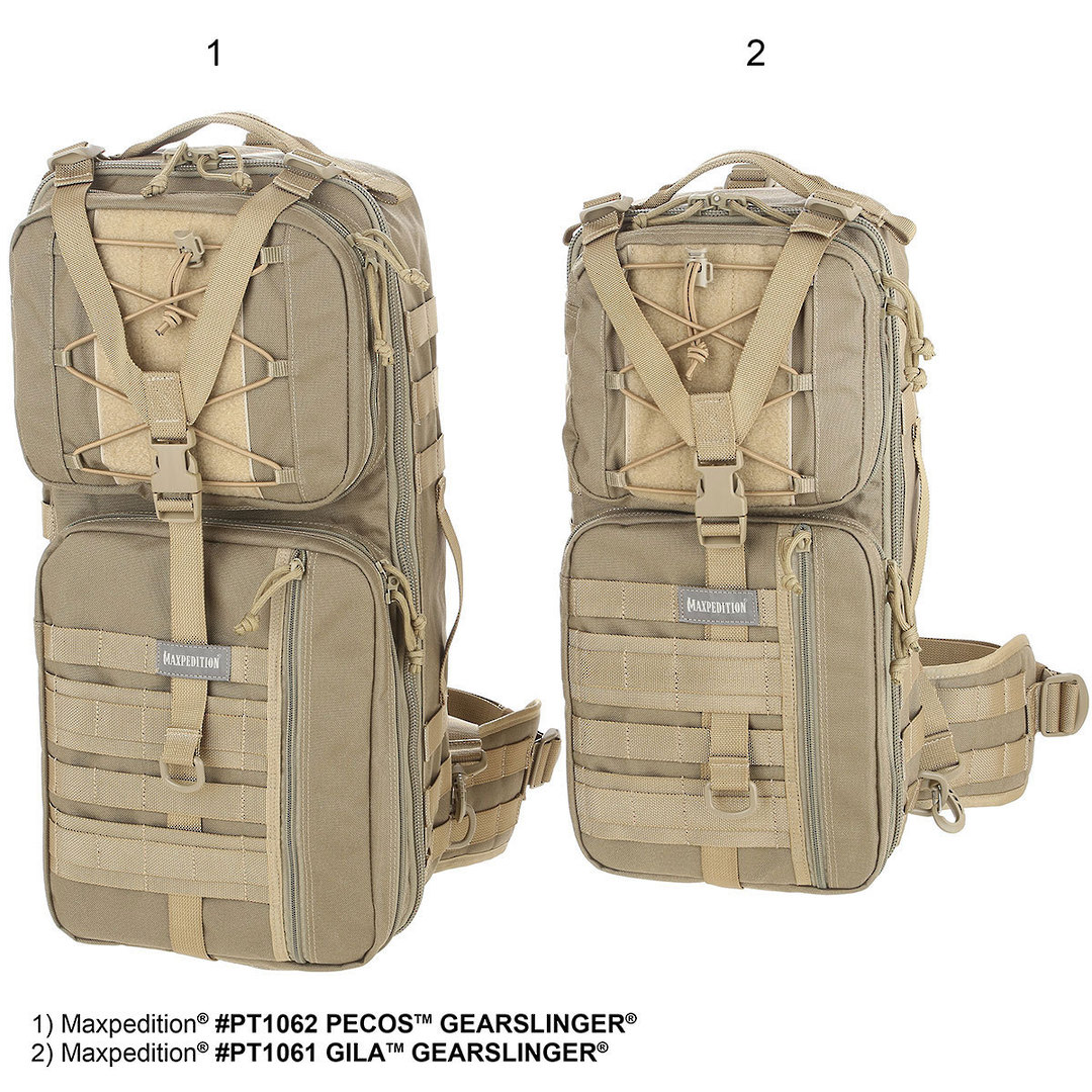 Maxpedition Gila™ Gearslinger - Black image 8