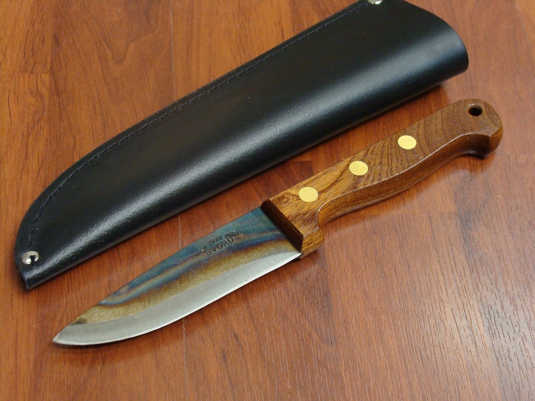 Svord Drop Point Hunters Fixed Knife image 0