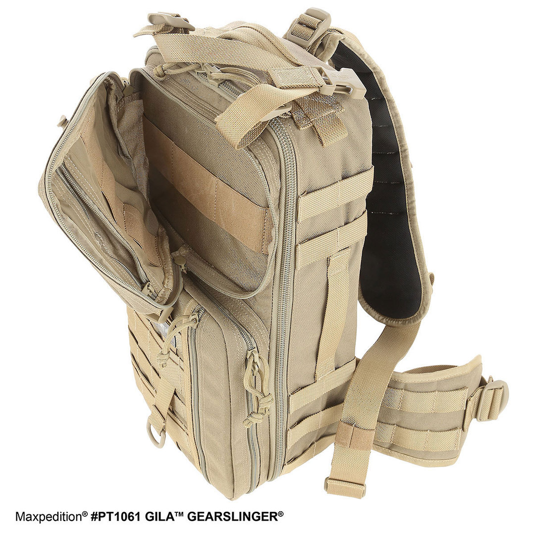 Maxpedition Gila™ Gearslinger - Black image 4