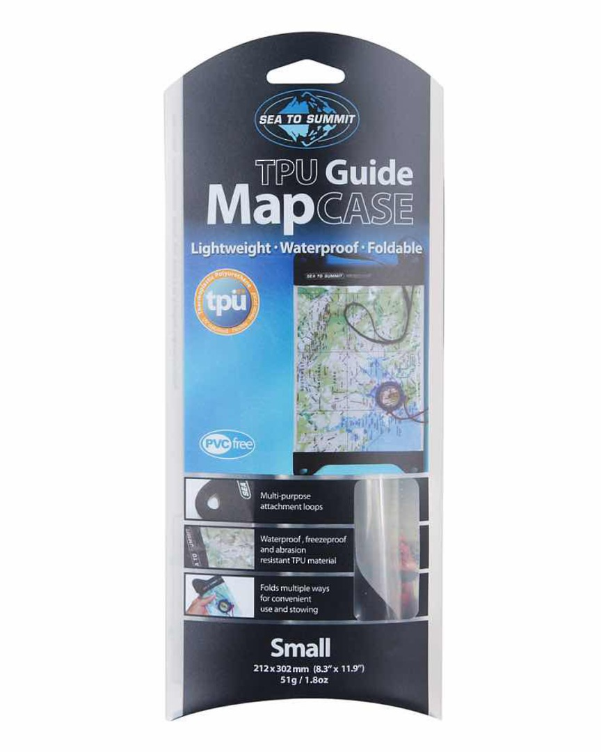 Sea to Summit TPU Guide Map Small image 1