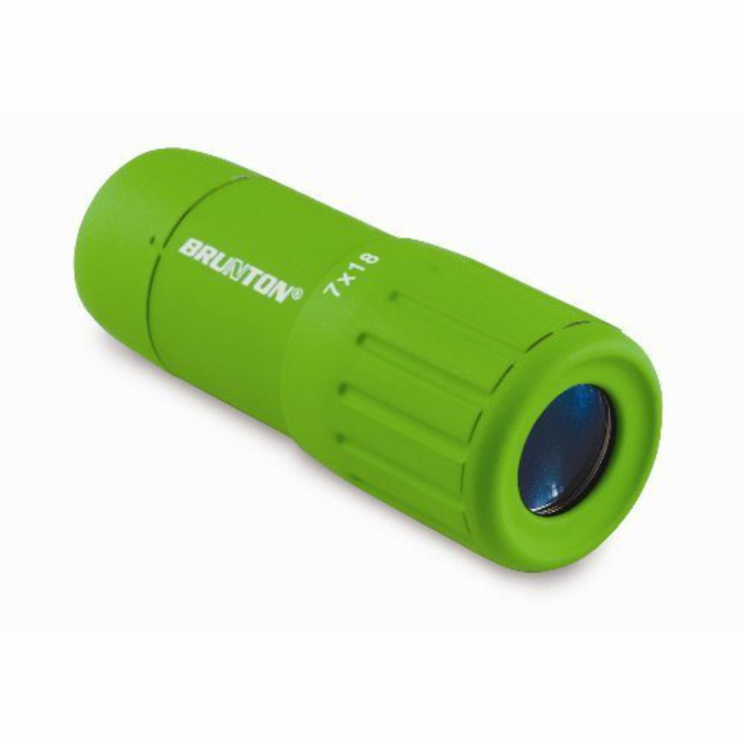 Brunton Echo Pocket Scope 7x18 - Green image 1