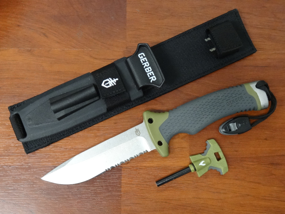 Gerber Ultimate Fixed knife image 0