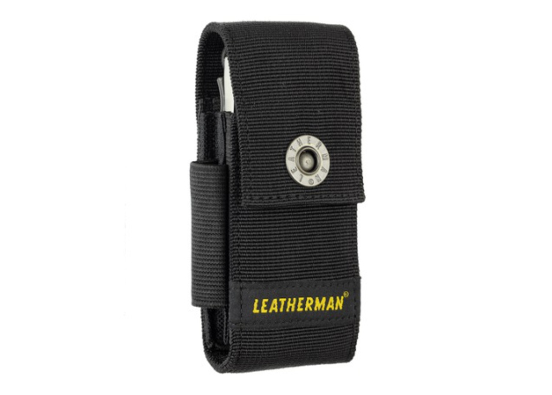 "Leatherman Sheath - Premium 4.75"" Nylon w/pockets #L 934933 image 0"
