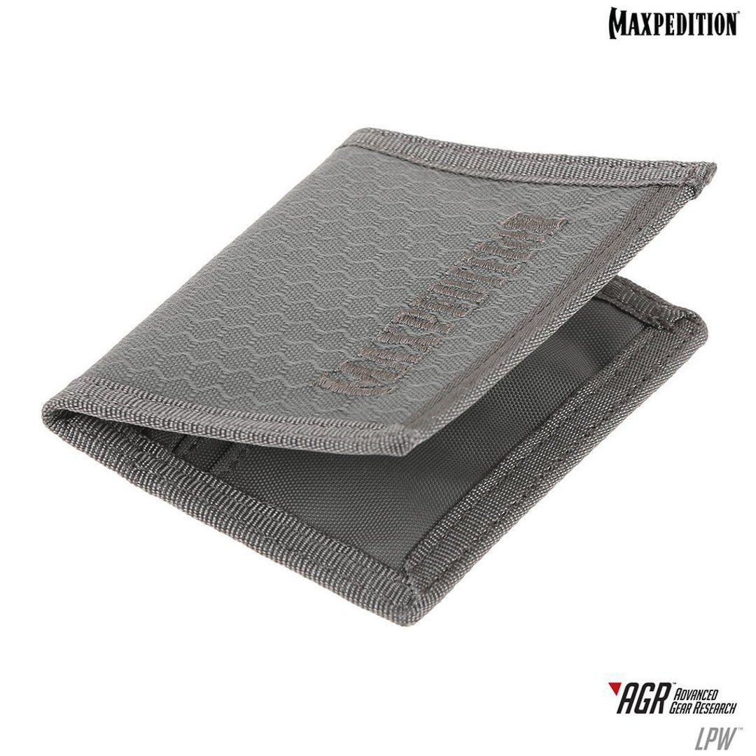 Maxpedition ARG LPW Low Profile Wallet - Black image 1