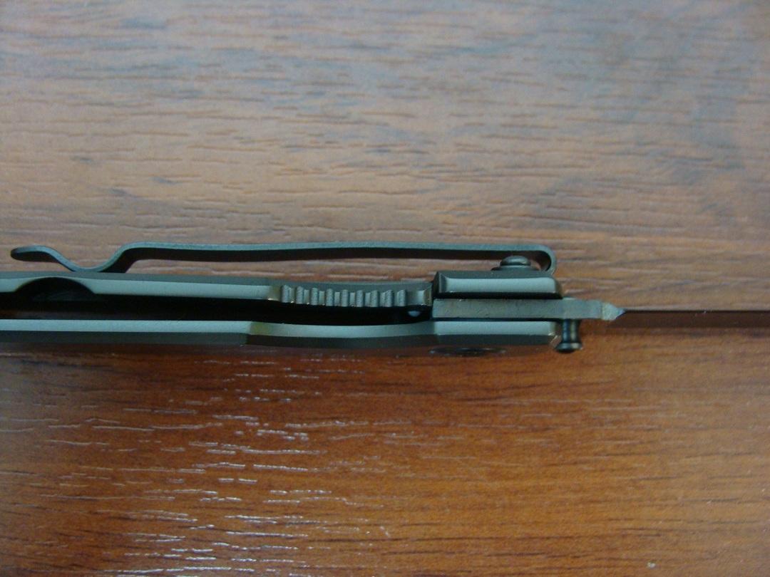 Boker Plus Anti-Mc Titanium Ceramic Folding Knife image 3