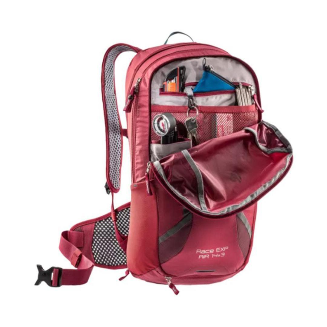 Deuter Race EXP Air Bike Backpack-3 colors to choose image 4