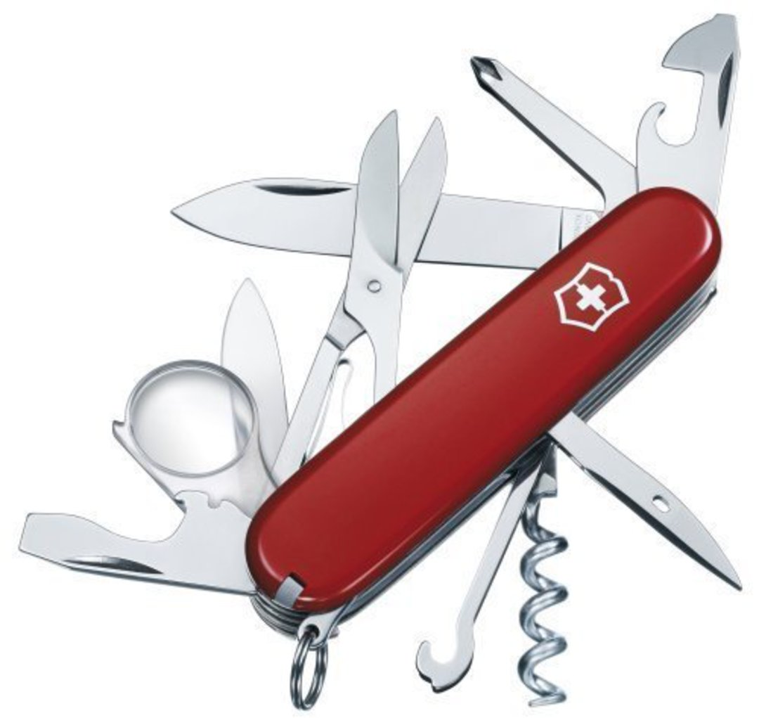 Victorinox Explorer Swiss Army Knife image 0
