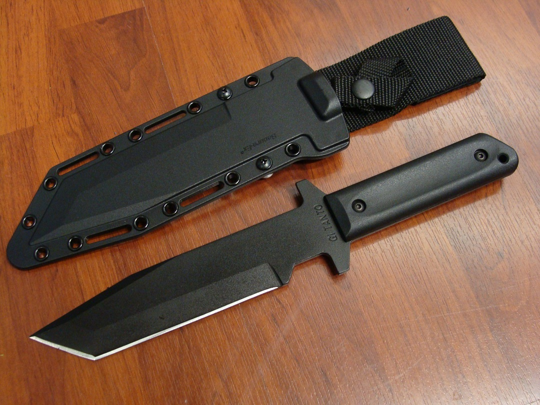 COLD STEEL GI Tanto Knife image 0