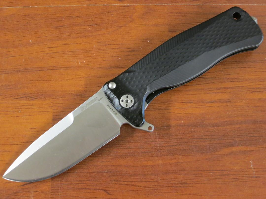 LionSteel SR22 Aluminium - Black image 0