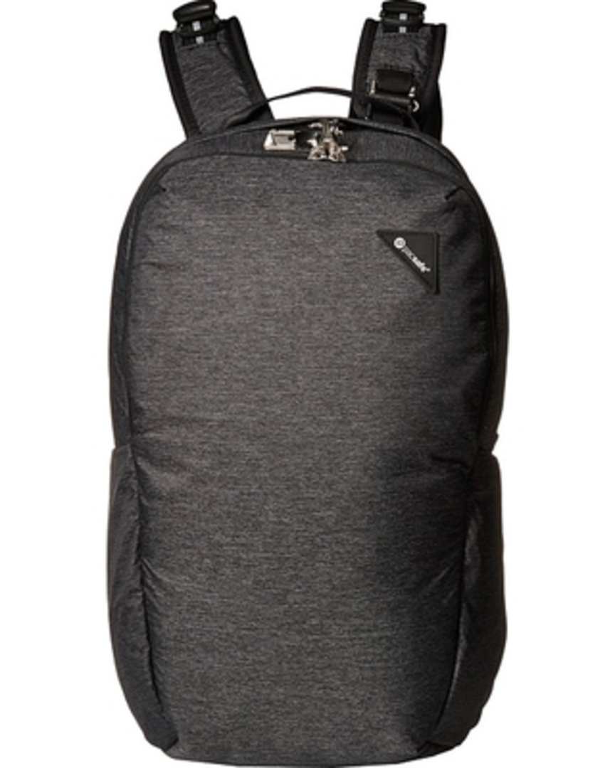 Pacsafe Vibe 25 anti-theft 25L backpack - Granite image 0
