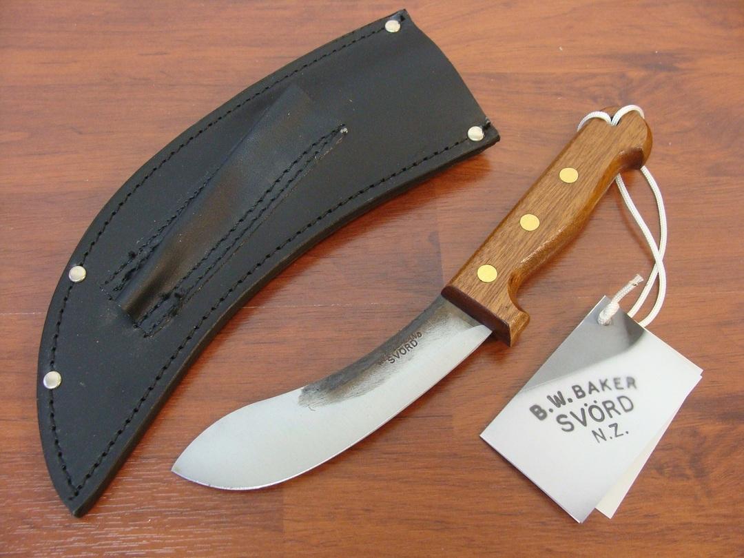 Svord Curved Skinner Knife image 0