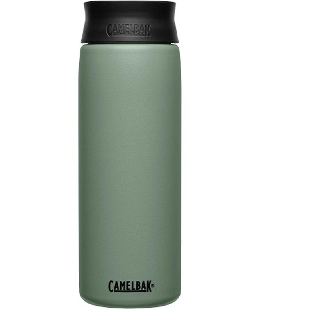 CAMELBAK HOT CAP VACUUM INSULATED STAINLESS STEEL 20 OZ / .6ml - Moss image 0