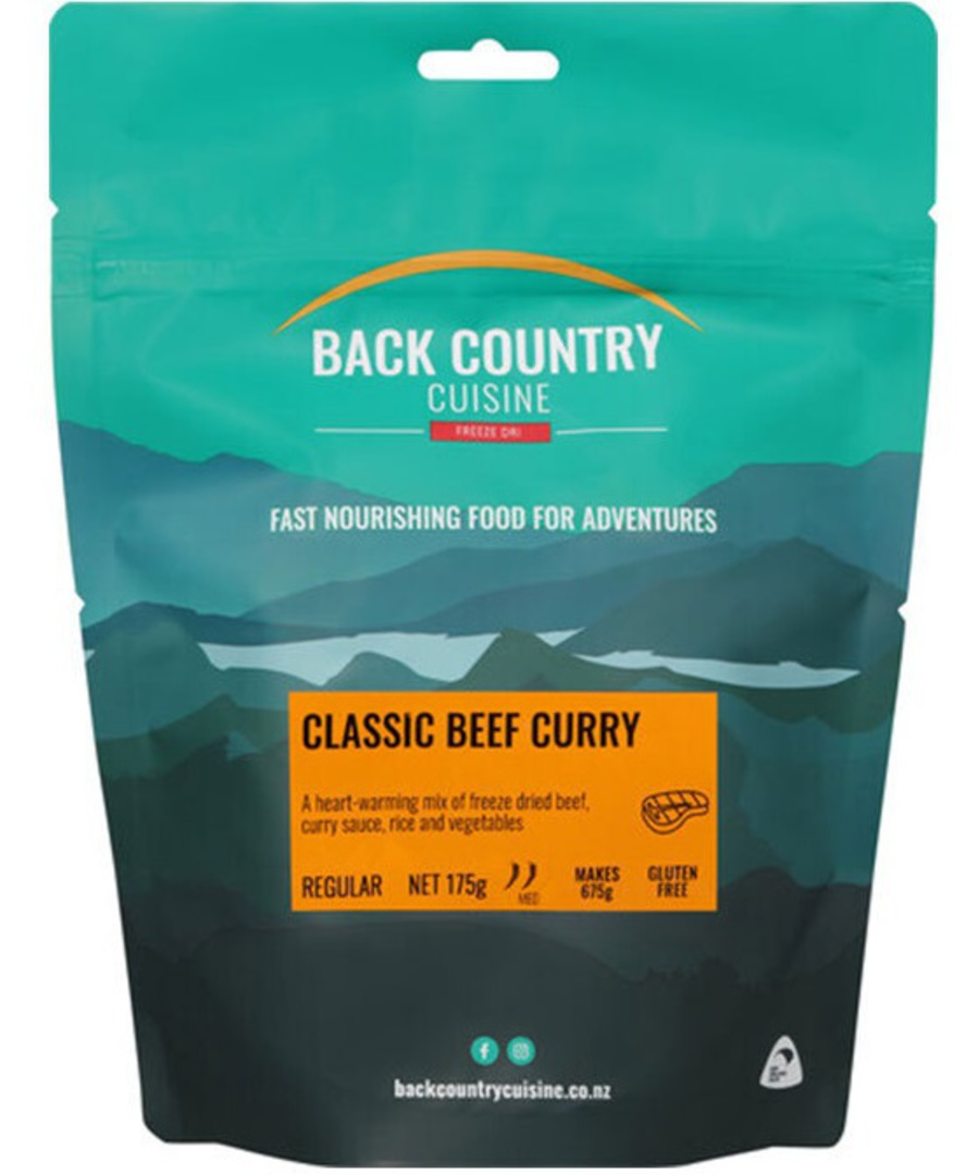 Back Country Cuisine Beef Curry REGULAR image 0