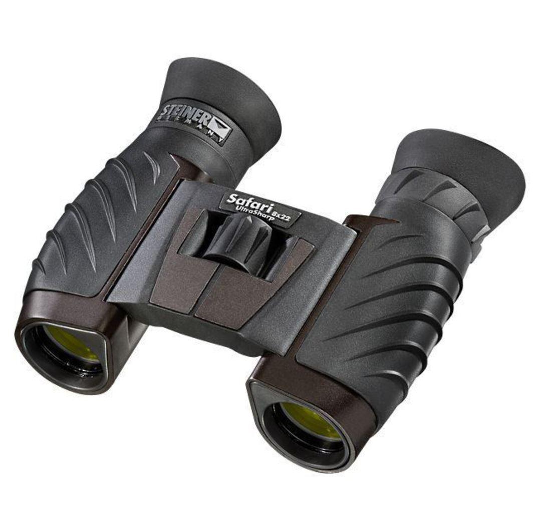 Steiner Binocular Safari UltraSharp 8x22 - 4457 image 0