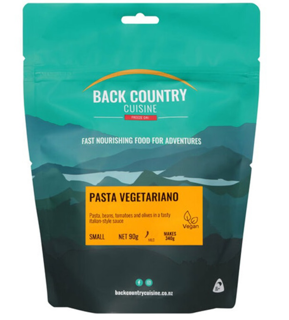 Back Country Cuisine Pasta Vegetarian SMALL image 0