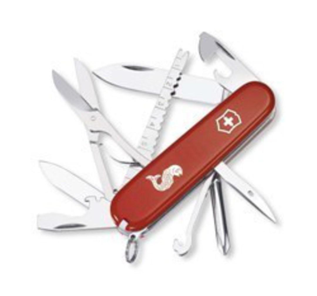Victorinox Fisherman Swiss Army Knife image 0