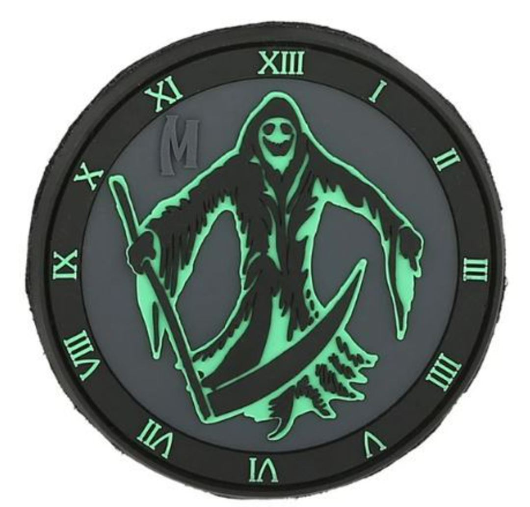MAXPEDITION REAPER MORALE PATCH GLOW image 0