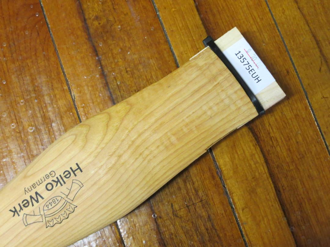 HELKO Traditional Line American Double Bit Felling axe Handle image 1