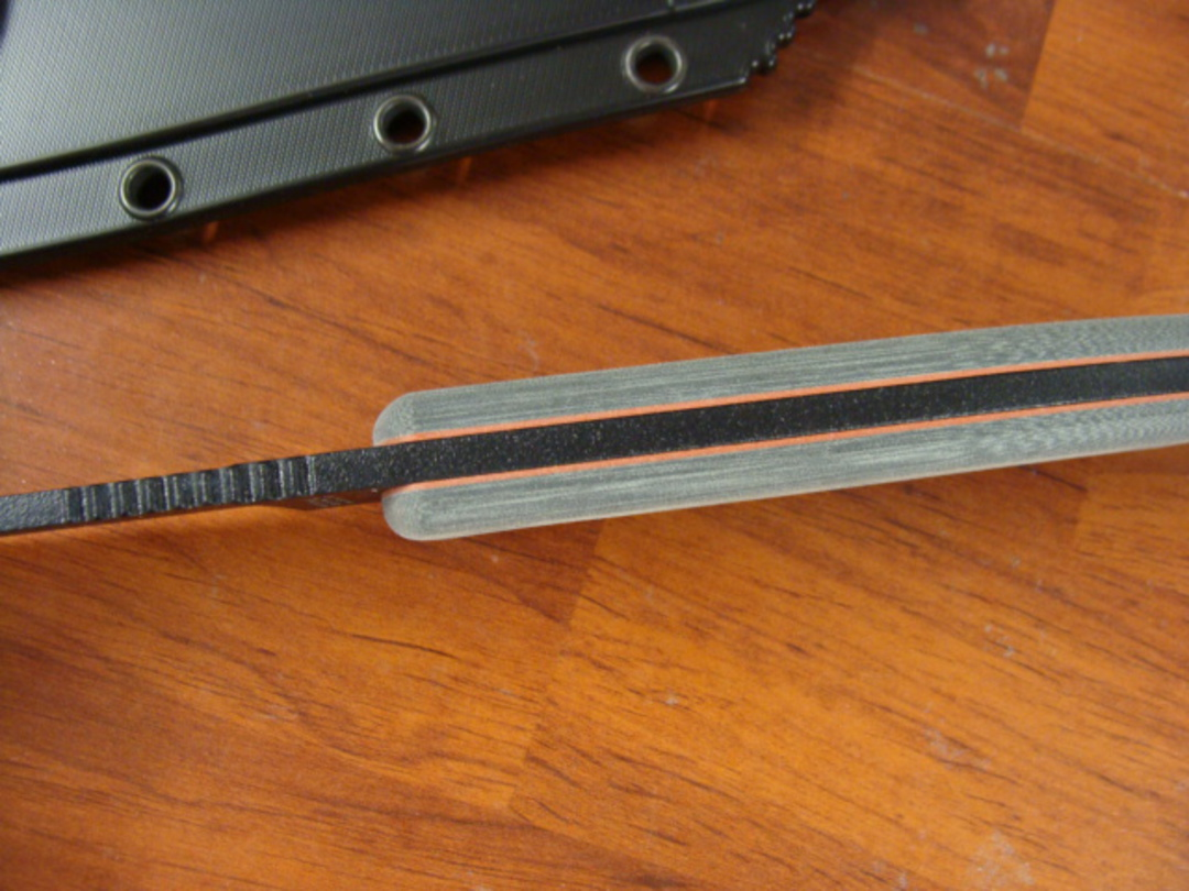 ESEE  Model 6PB Plain Edge Knife image 1