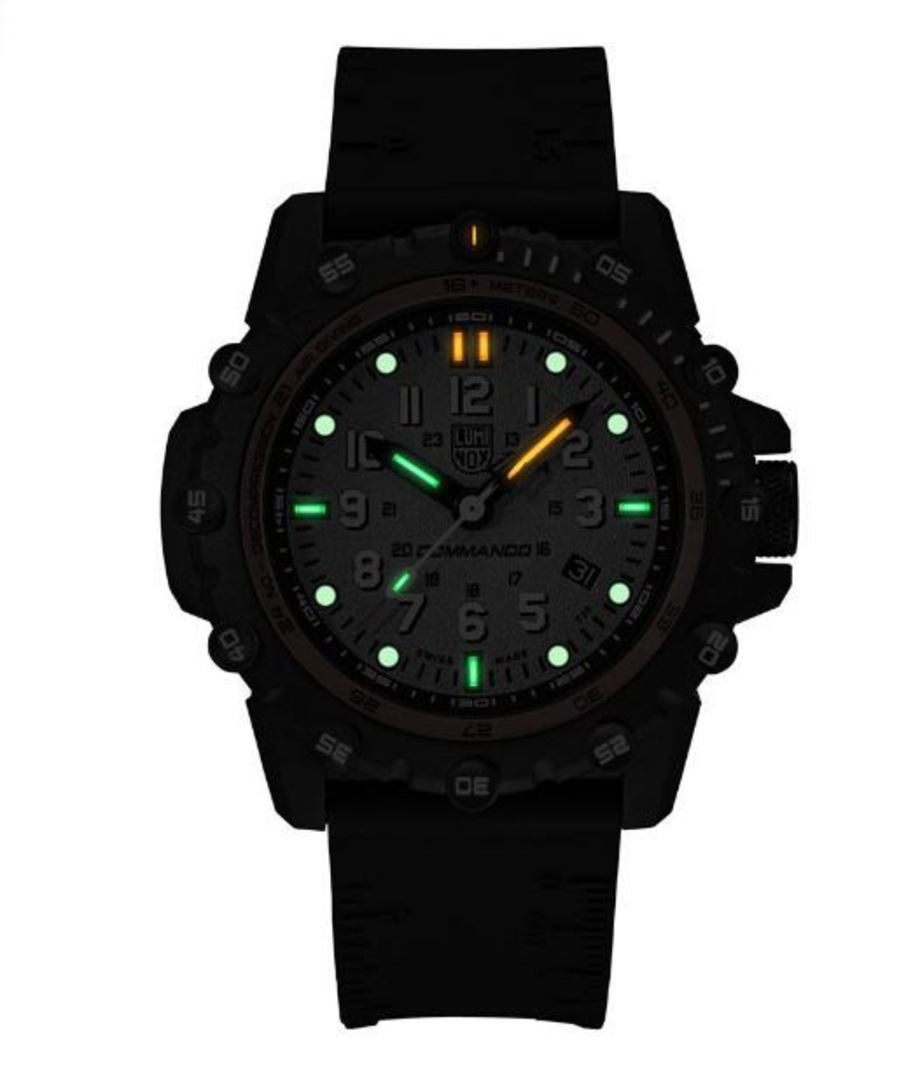 Luminox Sea 3301 Commando Frogman Watch image 2