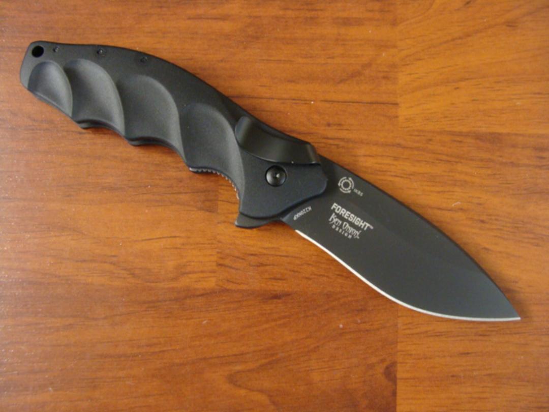 CRKT Ken Onion Foresight Folding Knife image 1