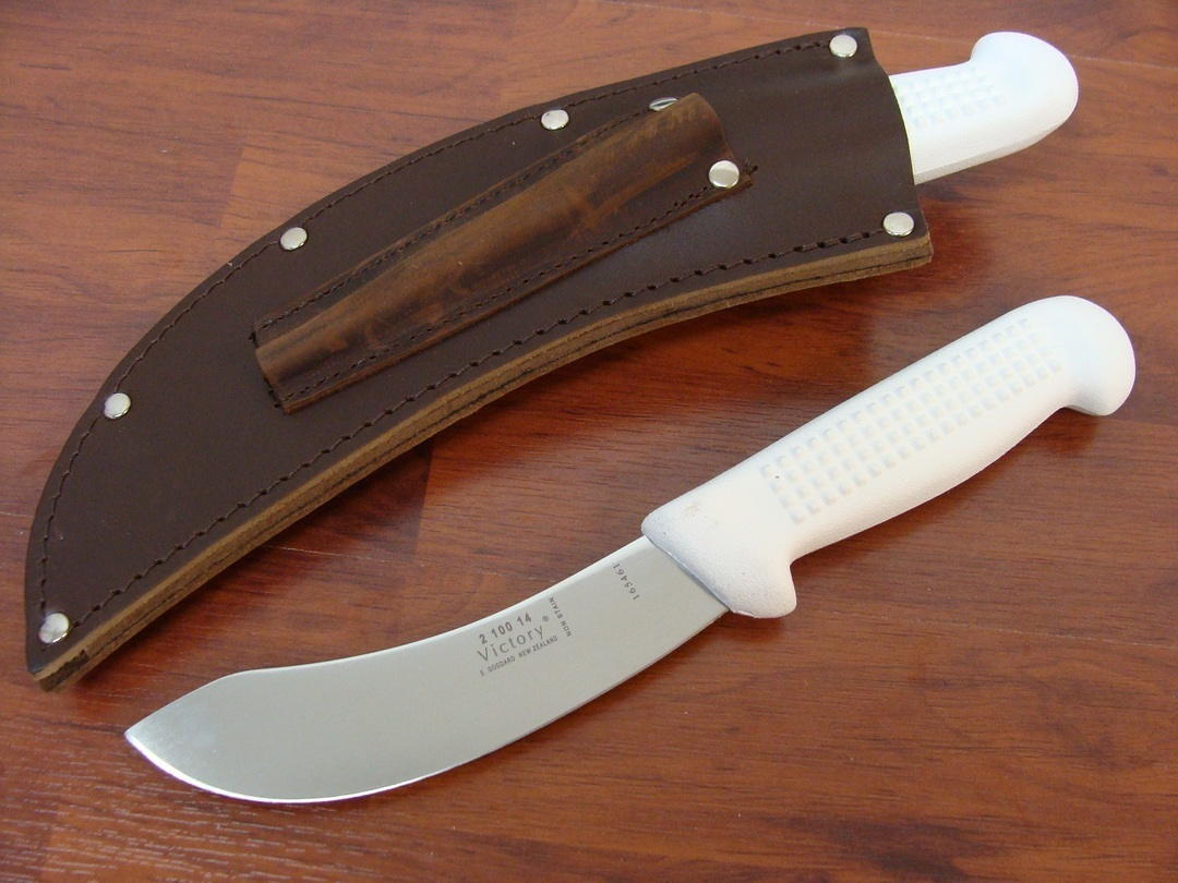 Victory Skinning Knife - 14cm image 1