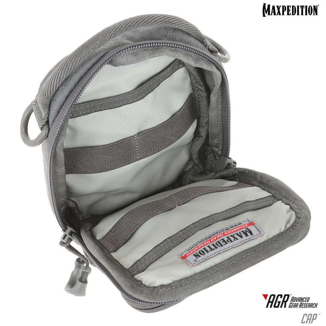 Maxpedition CAP™ Compact Admin Pouch~ black image 6