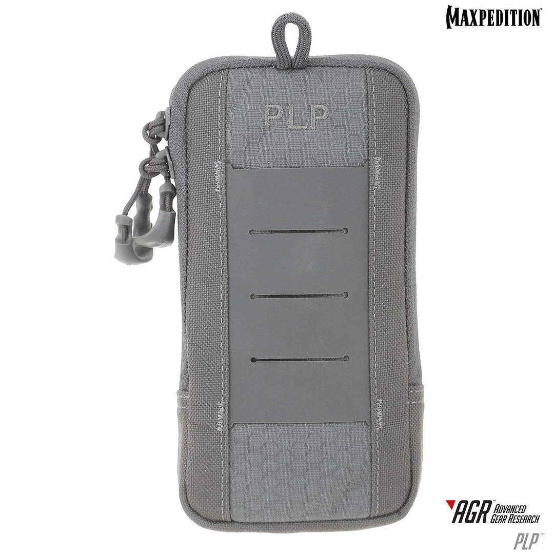 Maxpedition PLP iPhone 6 Plus, iPhone 7 or 8 Plus Pouch, Black image 1