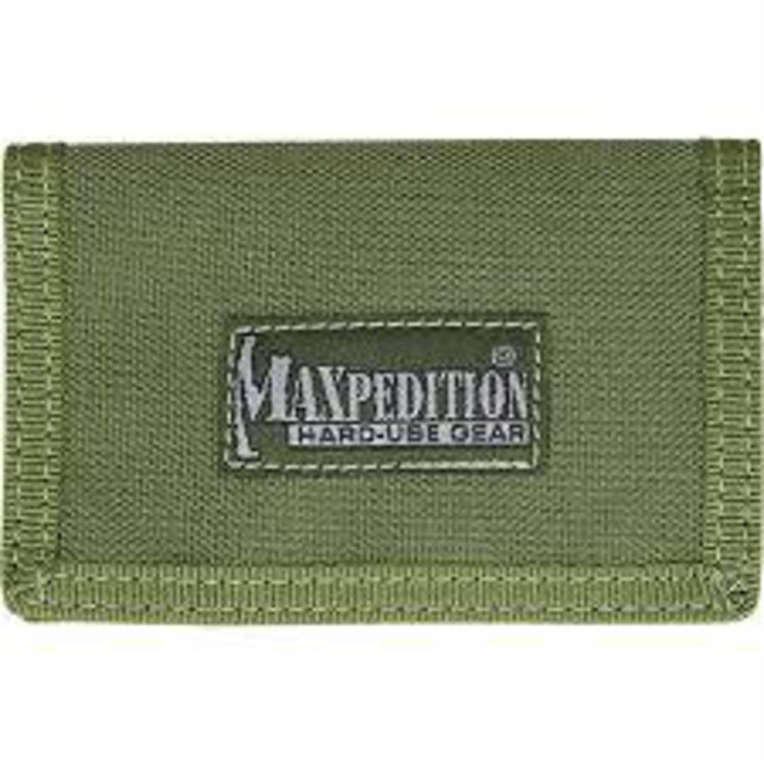 Maxpedition Micro Wallet Green image 0