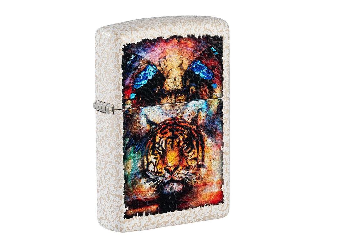 Zippo Tiger Design Lighter image 0