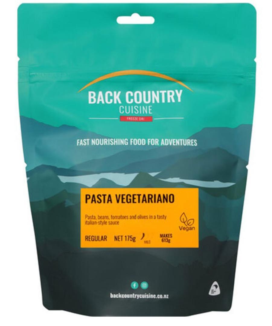Back Country Cuisine Pasta Vegetariano REGULAR image 0