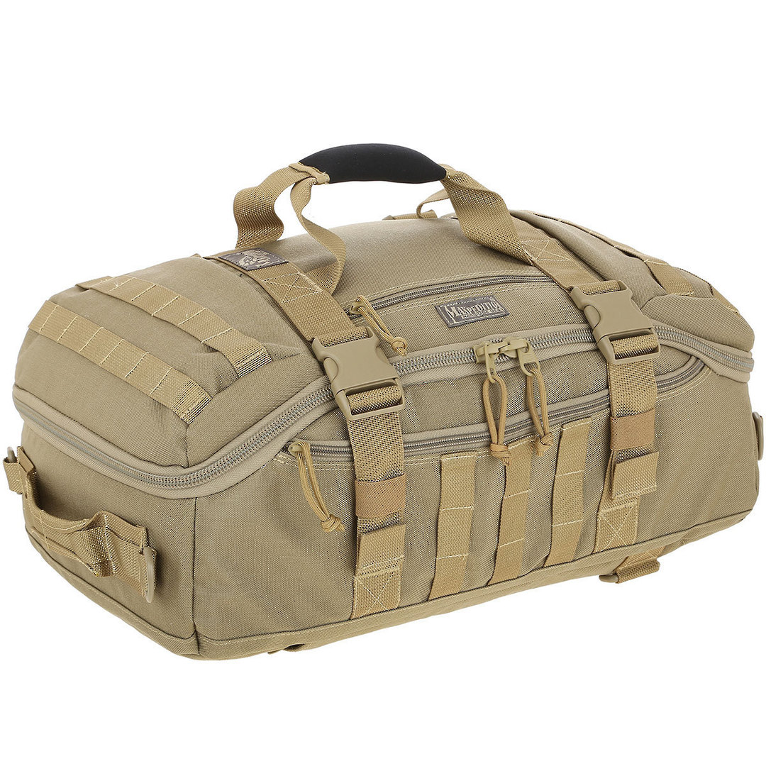 Maxpedition Unterduffel Adventure Bag - Khaki image 0