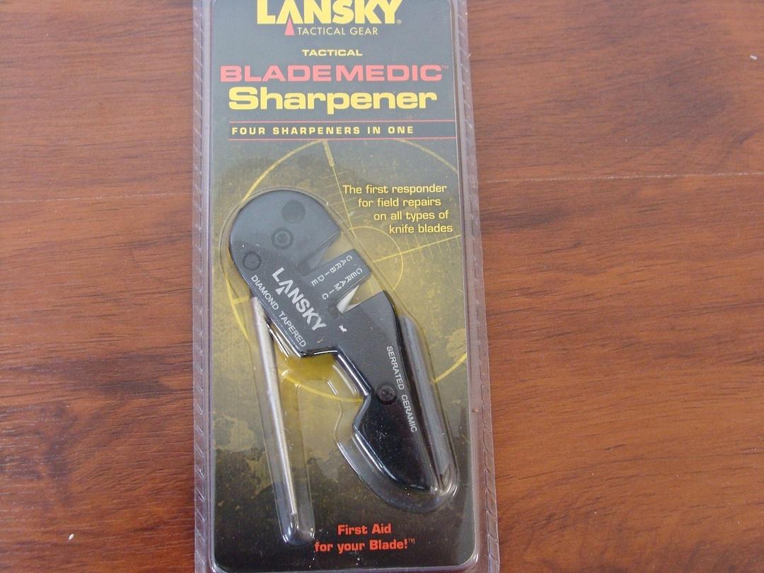Lansky Blademedic Knife Sharpener image 0