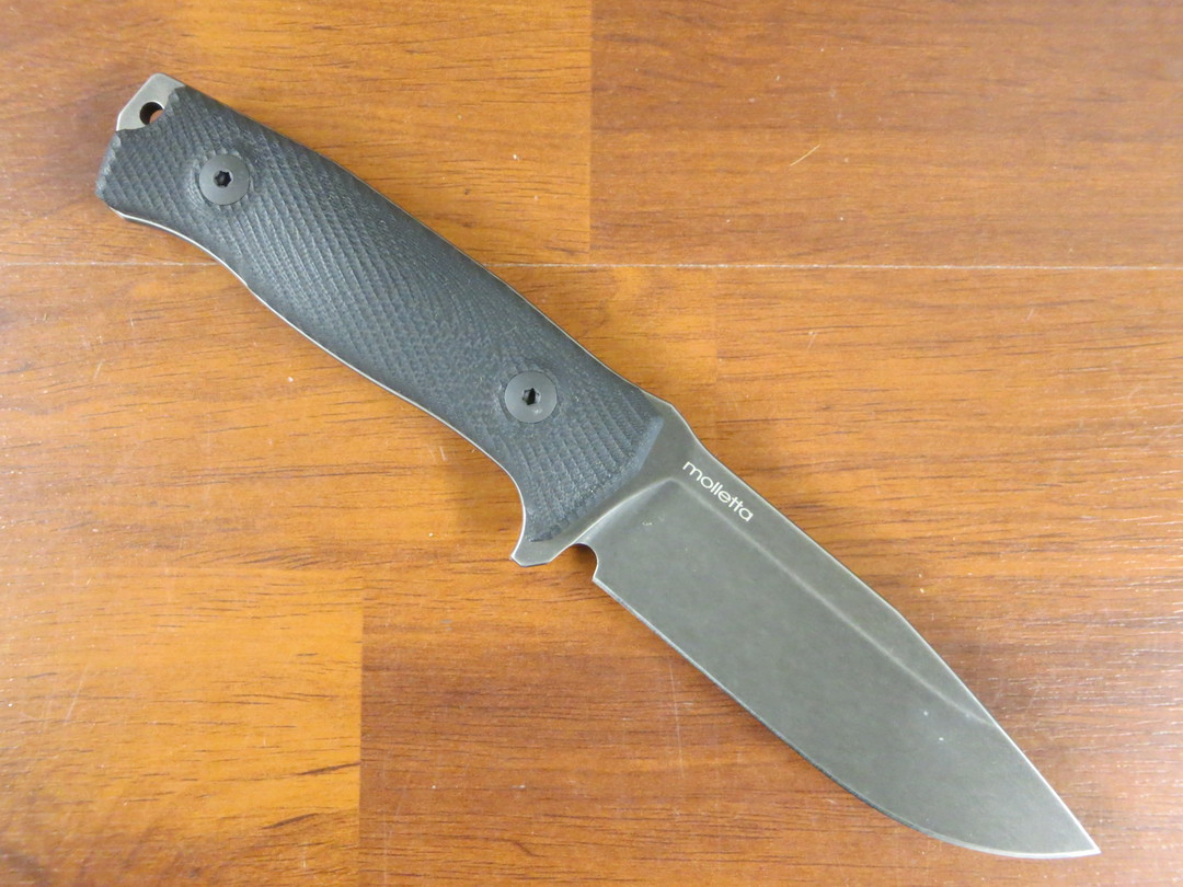 LionSteel M5B G10 - Black blade image 3