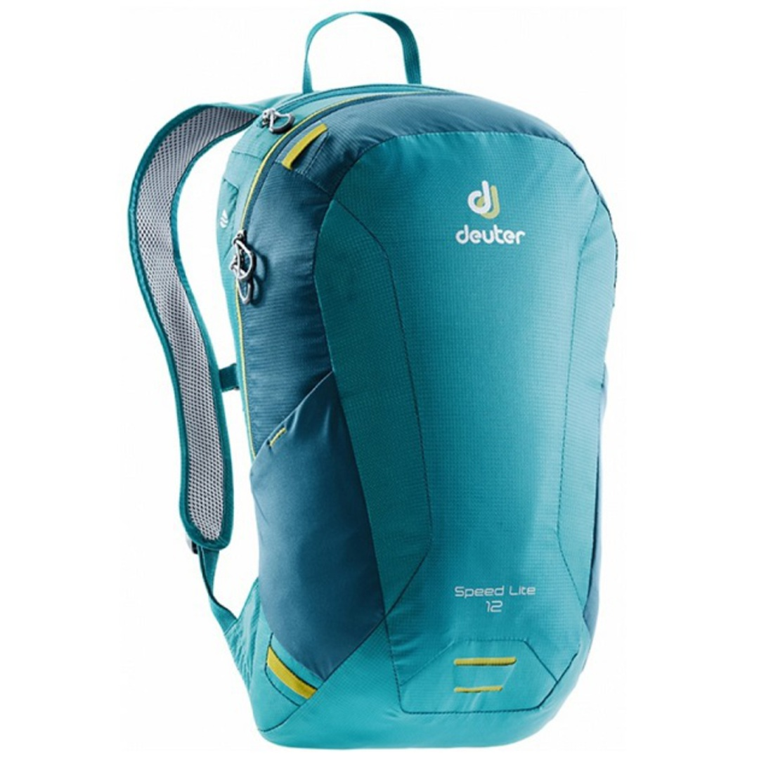DEUTER SPEED LITE 12 BACKPACK PETROL ARTIC image 0