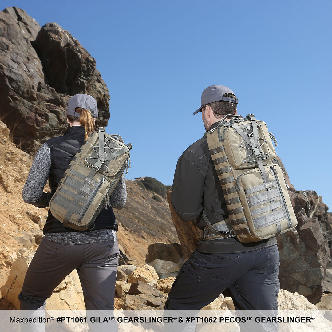 Maxpedition Gila™ Gearslinger - Black image 10