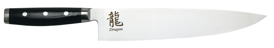 "Yaxell Dragon Japanese Chefs Knife 255mm / 10"" image 4"