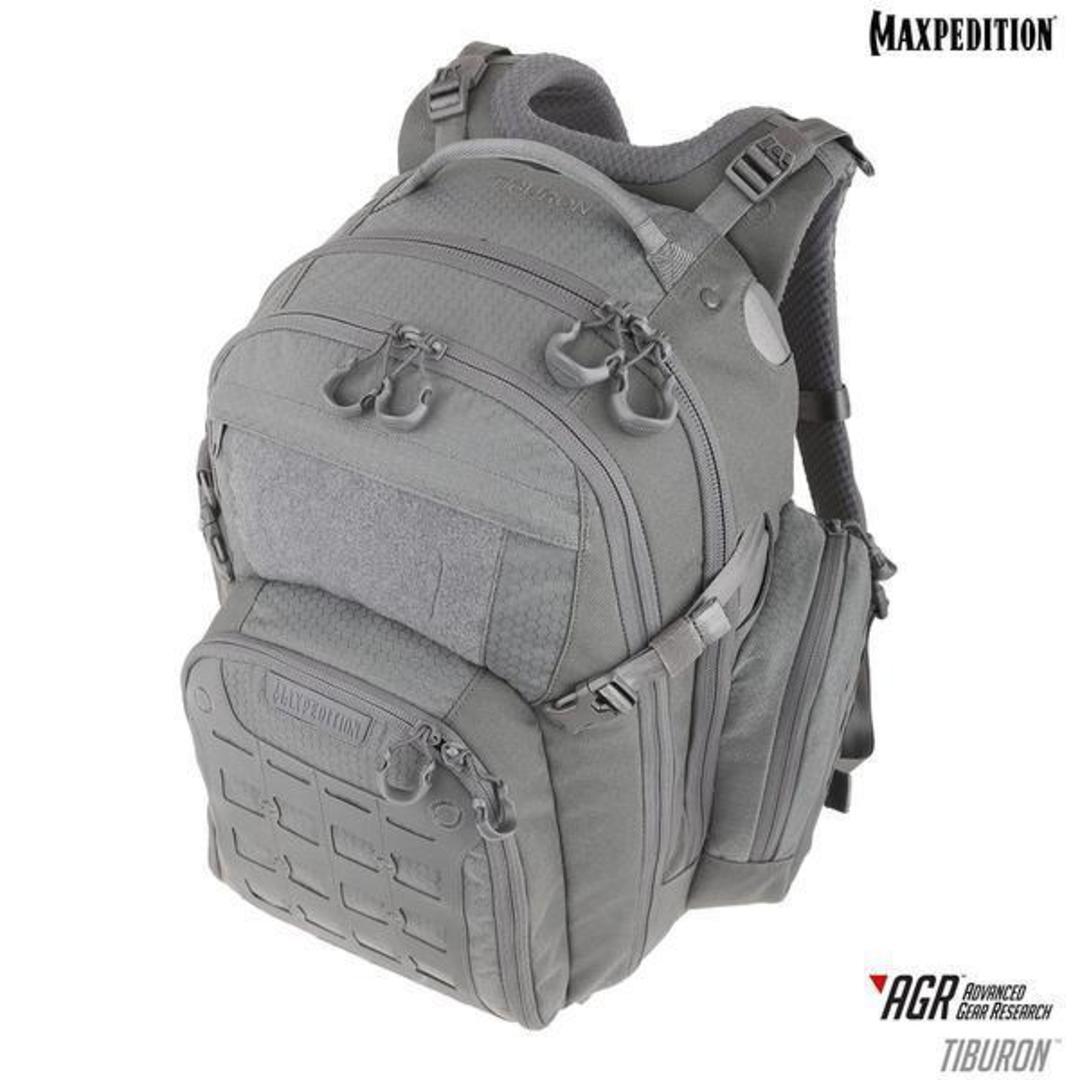 Maxpedition Tiburon Backpack 34L - Black image 1