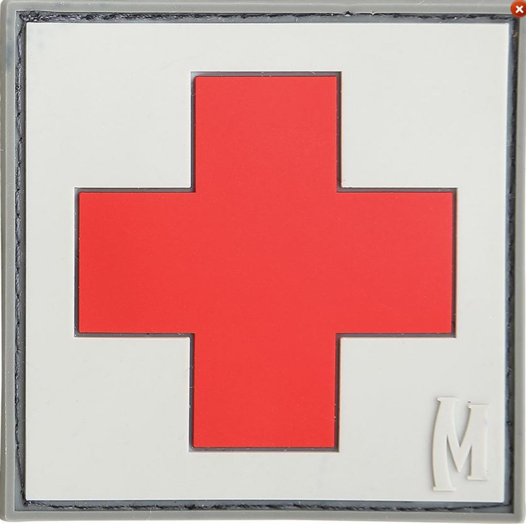 MAXPEDITION MEDIC PATCH SWAT LARGE image 0