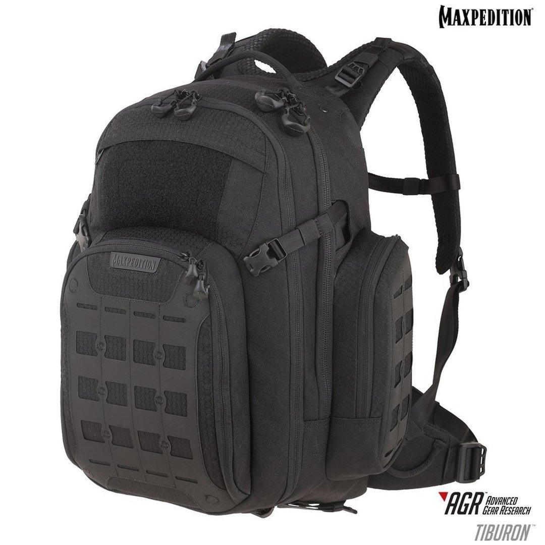 Maxpedition Tiburon Backpack 34L - Black image 0