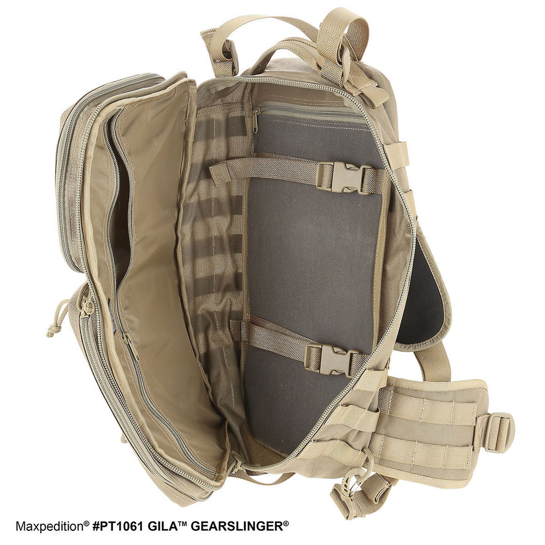 Maxpedition Gila™ Gearslinger - Black image 6