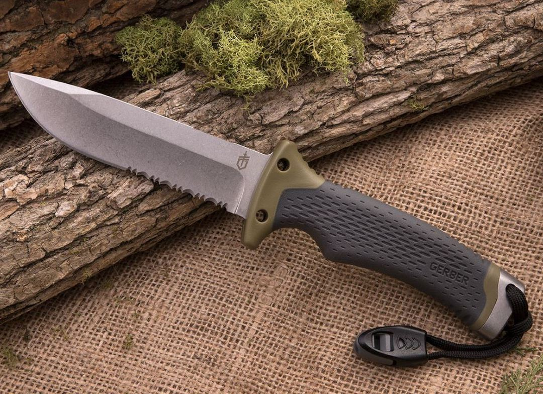 Gerber Ultimate Fixed knife image 1