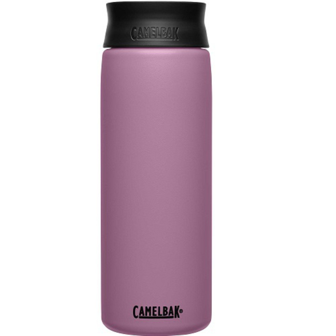 CAMELBAK HOT CAP VACUUM INSULATED STAINLESS STEEL 20 OZ / .6ml - Lilac image 0