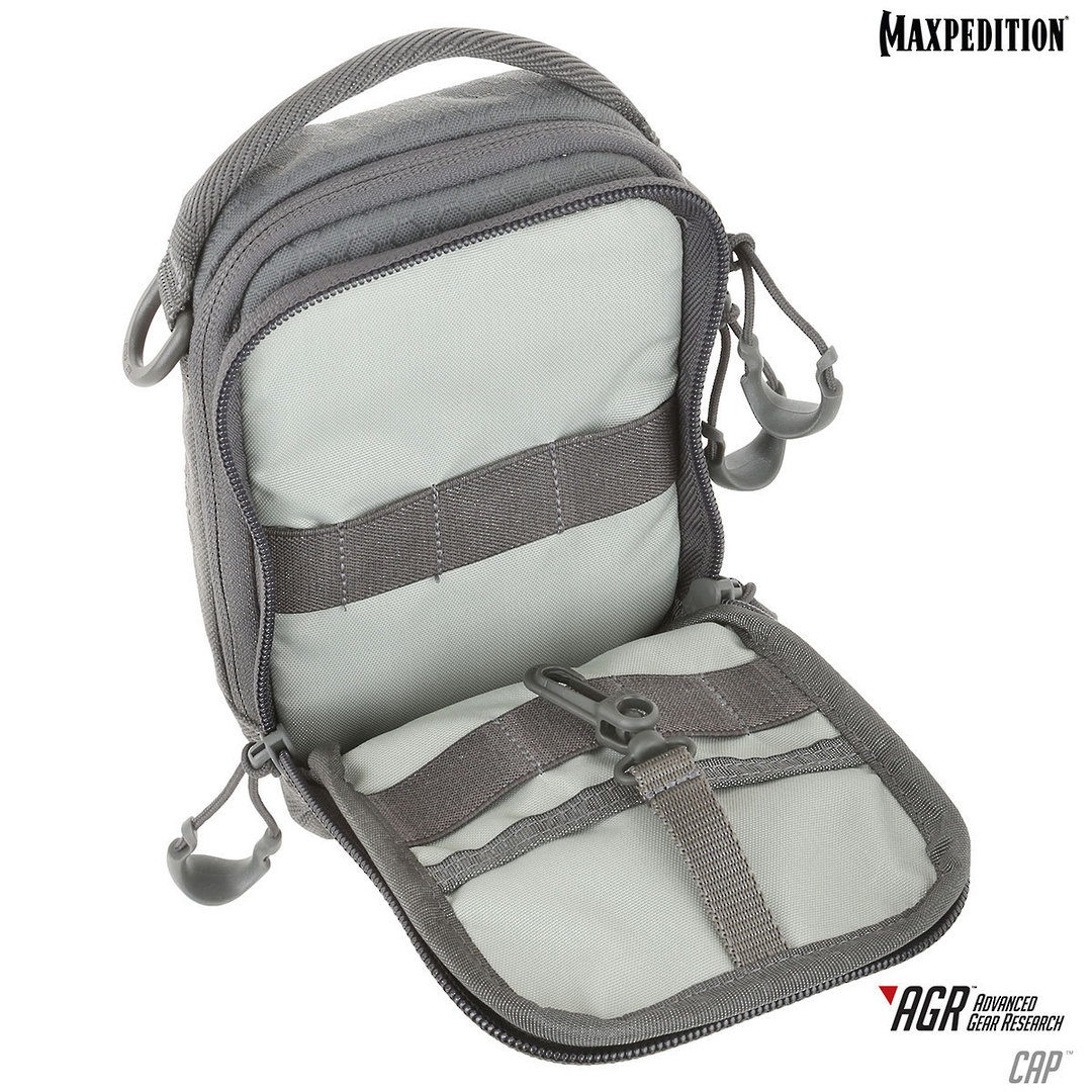 Maxpedition CAP™ Compact Admin Pouch~ black image 5