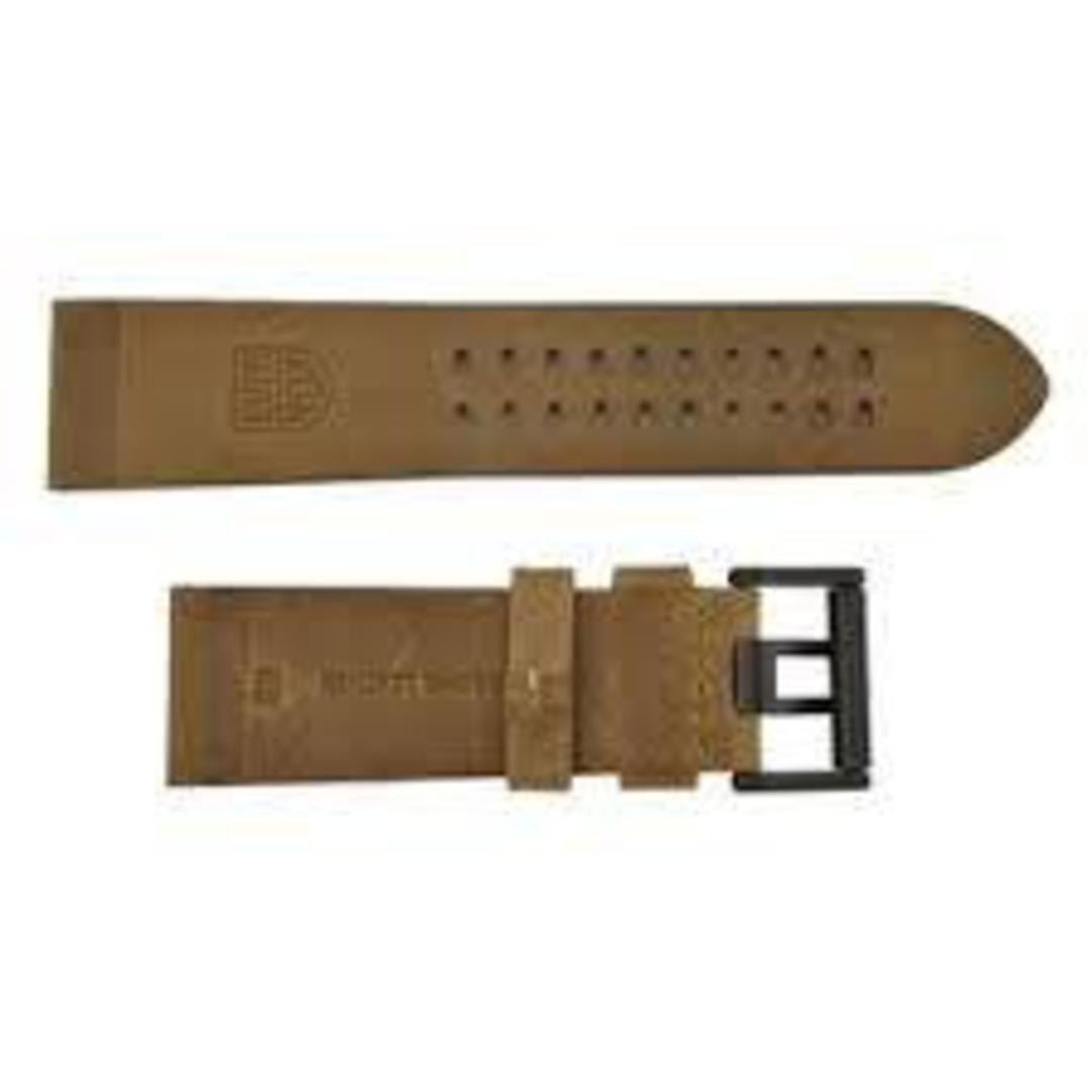 Luminox Strap for 1920 and 1940 series Brown Leather image 0