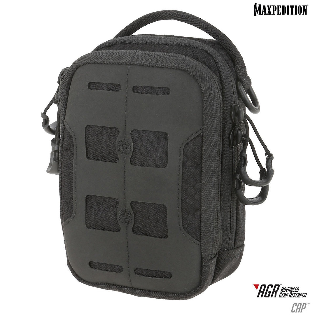 Maxpedition CAP™ Compact Admin Pouch~ black image 0