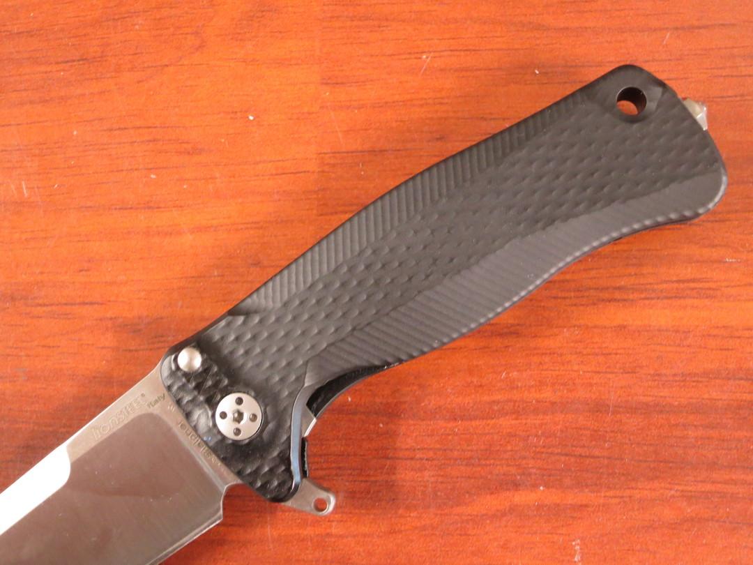 LionSteel SR22 Aluminium - Black image 3