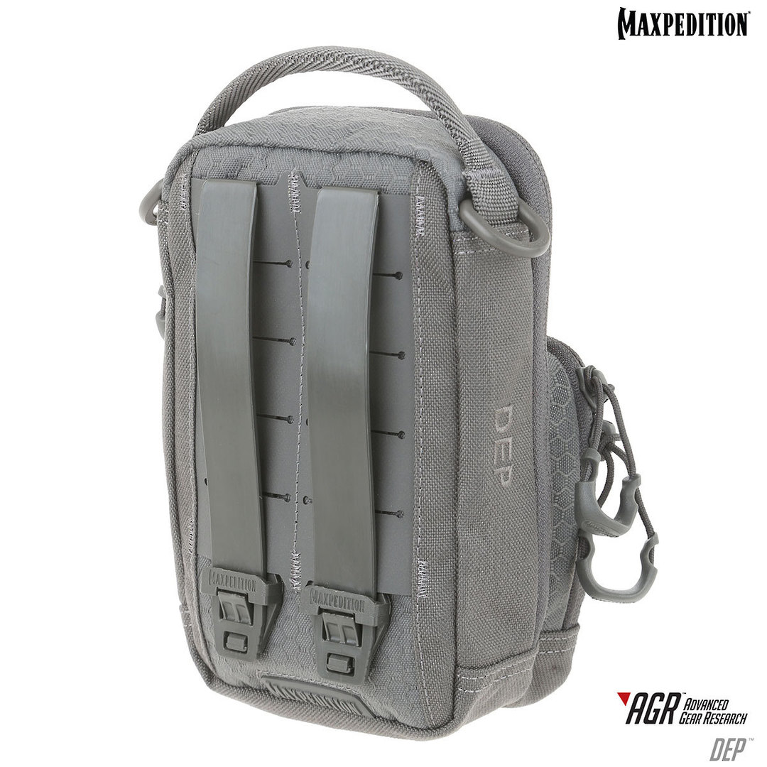 Maxpedition DEP Daily Essentials Pouch Black - DEPBLK image 3
