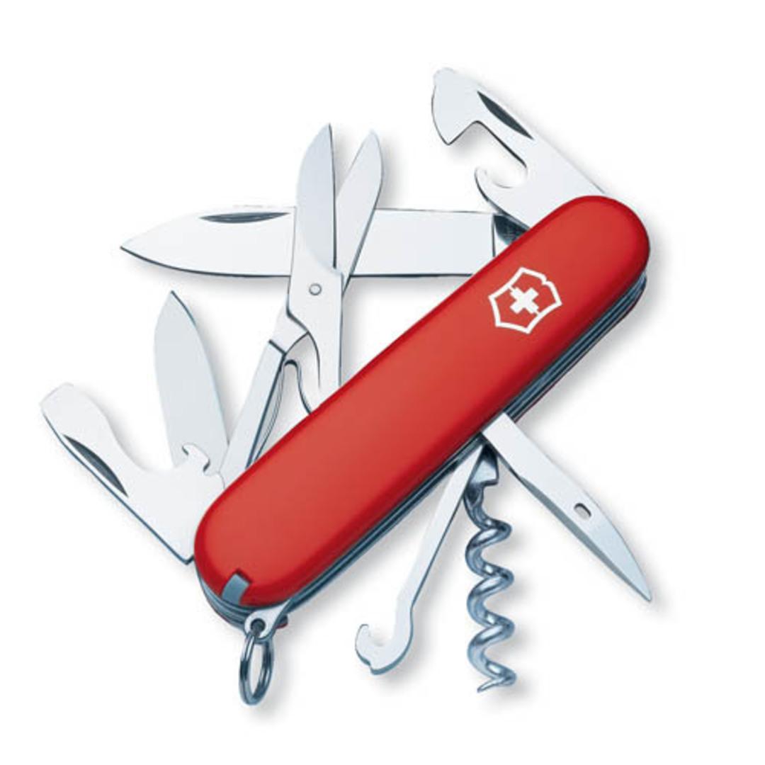 Victorinox Climber Swiss Army Knife image 0