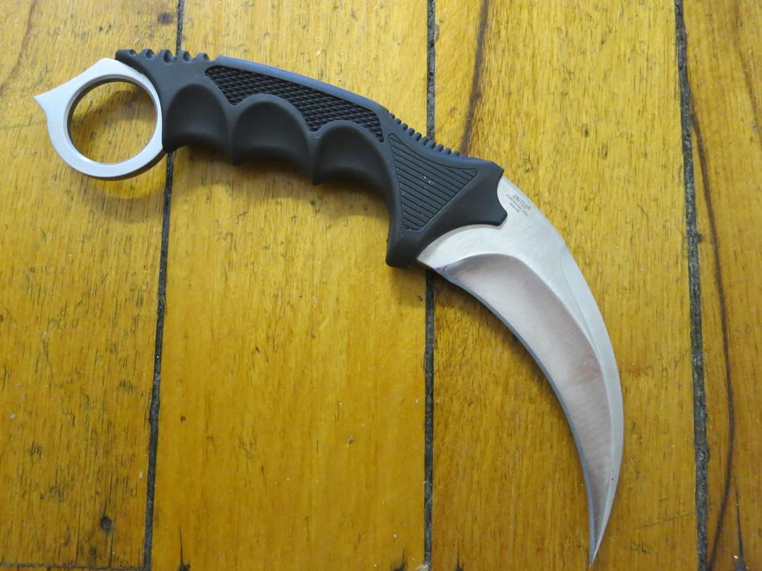 United Cutlery Honshu Karambit Knife D2 Steel image 1